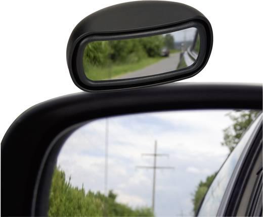 Autós visszapillantó tükör, holttér tükör 125 mm x 65 mm x 60 mm Herbert Richter 187/100