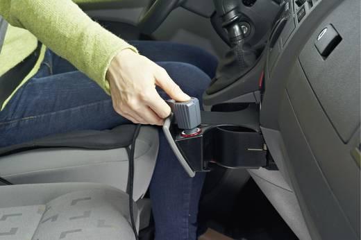 Ülésfűtés, fűthető autós ülésfeltét fekete/szürke színű Waeco MagicComfort