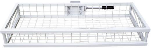 Hátsó csomagtartó gyorscsatlakozóval 105 x 16 x 45 cm, Berger & Schröter 30726