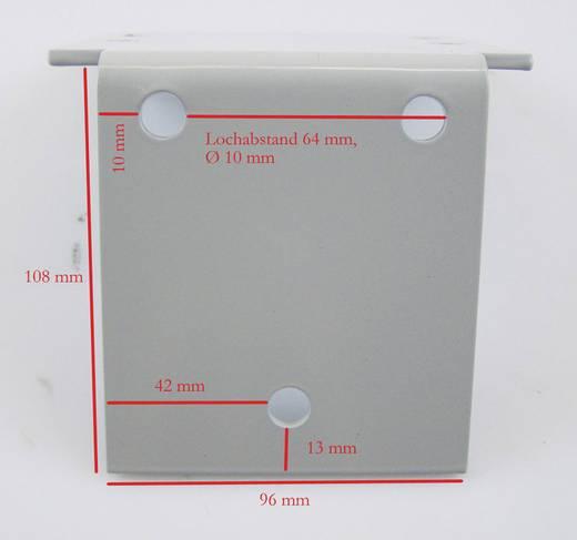 Berger & Schröter Szerelőlap csörlőhöz (Sz x Ma x Mé) 96 x 108 x 125 mm