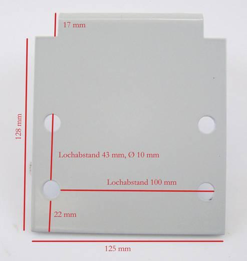 Csörlő szerelőlap 96 x 108 x 125 mm, Berger & Schröter 30727