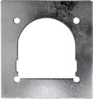 Ellenlemez süllyesztett rögzítőgyűrűhöz, 120 x 115 mm, 25.275 HP Autozubehör