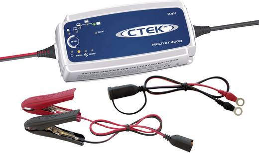CTEK Multi XT 4000 automatikus töltő