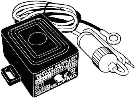 Ultrahangos nyestriasztó és menyétriasztó, vízhatlan, 12V, Kemo M180