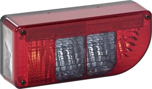 Utánfutó és hátsó tároló lámpa teljes készlet 12 V, SecoRüt 90450