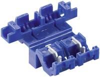Gyorscsatlakozós mini lapos biztosíték tartó, 0,8-2 mm², 25529 (25529) FixPoint
