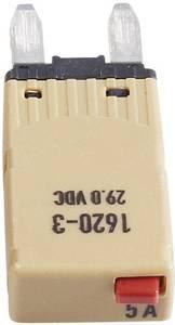 Mini automata lapos biztosíték 5 A, 1620-3-5A (1620-3-5A)