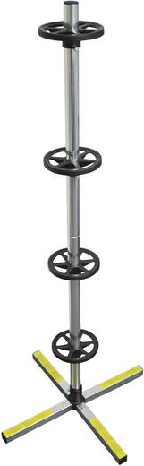 Keréktartó abroncsfa, keréktartó állvány, max. 285 mm abroncsig 50207