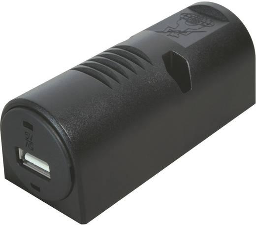 ProCar autóba építhető 12V USB töltő átalakító, 12V 5V 1A