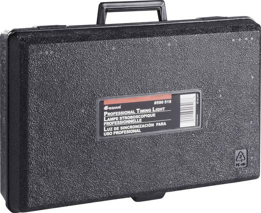 Gyújtási idő vizsgáló pisztoly DIS vizsgáló készülékkel