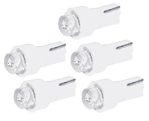 LED-es izzók műszerfal világításhoz T5-ös foglalattal fehér Eufab