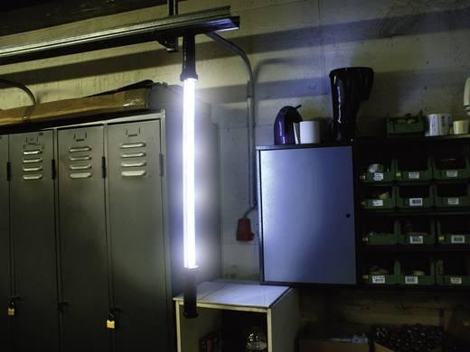 Eufab akkus LED-es műhelylámpa, 120 LED