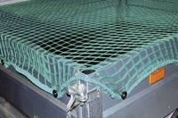 Utánfutó- és csomagtartó háló, 2,7 x 1,5 m, 25.150 Berger & Schröter