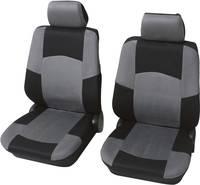 Petex Classic, egyes üléshuzat készlet, 6 részes, fekete, szürke, egyes ülés/egyes ülés (24271518) Petex