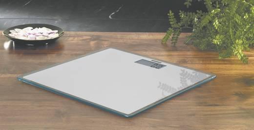 Digitális személymérleg, üveg, 150 kg, Soehnle 63538