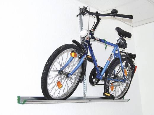 Fali kerékpártartó, Eufab 16408