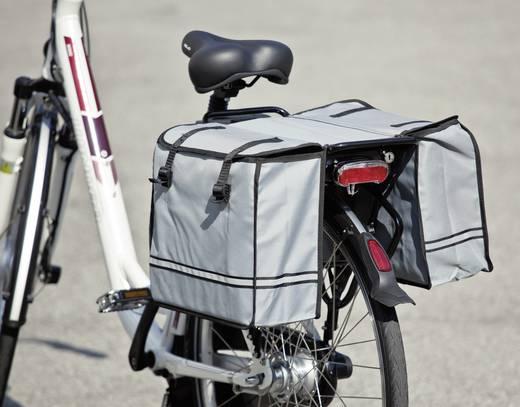 Dupla kerékpár csomagtartó táska, Bicyle Gear 65789