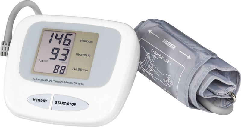 Digitális felkaros vérnyomásmérő, BP101A ár, eladó..