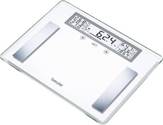 Digitális testanalizáló személymérleg, 200 kg, Beurer BG-51 XXL, 760.20