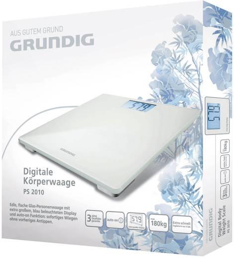 Digitális személymérleg, 180 kg, Grundig PS 2010