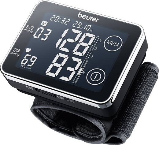 Digitális csuklós vérnyomásmérő, Beurer BC 58, 659.16