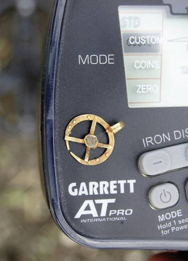 Garrett AT Pro fémkereső, 180 cm, 99630