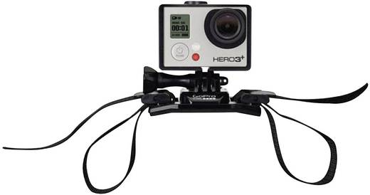 Sisakra szerelhető tartó, GoPro kamerákhoz