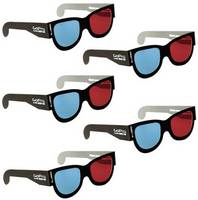 3D szemüveg, 5 részes készlet, GoPro 3D A3DGL-501 GoPro