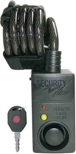 Riasztós kerékpárzár mozgatás érzékelővel, Security Plus 0007 AL07