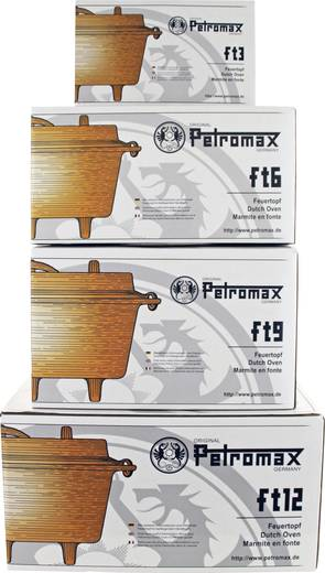 Tűzálló edény, 11,4 liter, Petromax Pot ft12