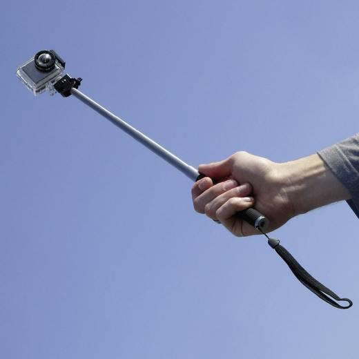 Selfie bot, monopod, teleszkópos kameraállvány CamOne Infinity akció kamerához (860903), CamOne Infinity COIN25