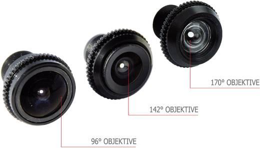 170°-os lencse CamOne Infinity akció kamerához (860903), CamOne Infinity COIN22
