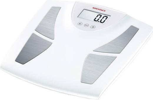 Digitális testanalizáló személymérleg, 150 kg, Soehnle Body Balance Active Shape 63333