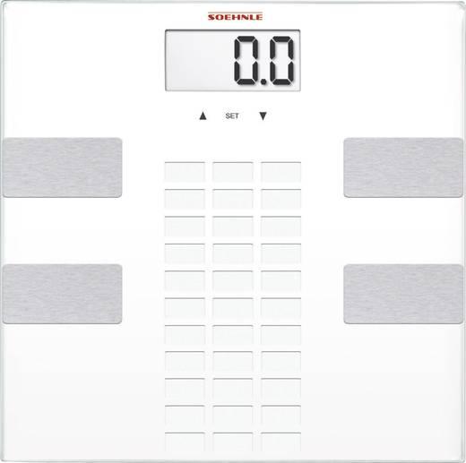 Testzsír analizáló mérleg, személymérleg Soehnle Body Balance Easy Shape 63815