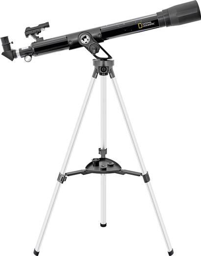 Csillagászati távcső, lencsés távcső 60/800 mm National Geographic Refraktor 9010000