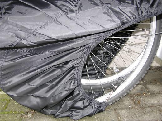 Kerékpár garázs EAL 11817 Fekete