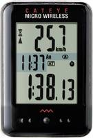 Kerékpár számítógép, kerékpár tachométer, kerékpár tartozékok Kerékpárkomputer, Micro Wireless CC-MC 200 W003524051 Cateye