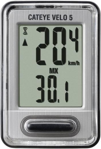Kerékpár számítógép, kerékpár tachométer, kerékpár tartozékok Kerékpárkomputer, Velo 7 CC-VL 520003524056