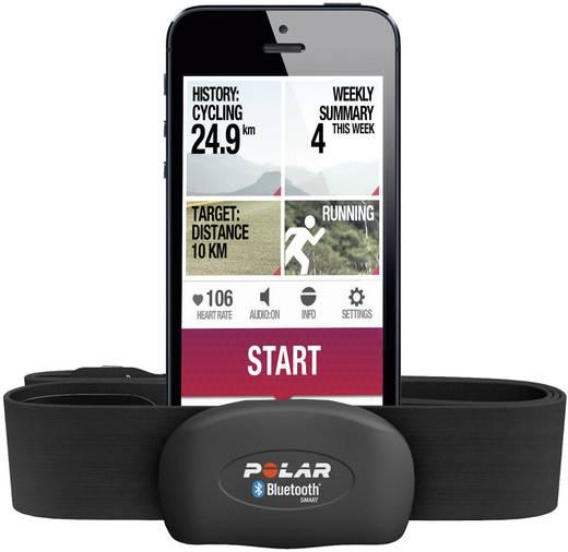Bluetoothos pulzusmérő telefonhoz, M-XXL, Polar H7