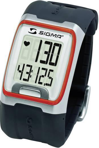 Pulzusmérő karóra, fitnesz és sportóra narancs Sigma PC 3.11