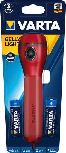 LED-es zseblámpa, 50 óra, fehér, VARTA Gelly Light 1616101421