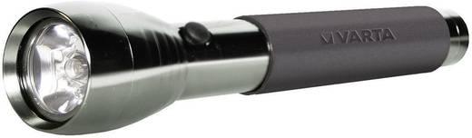 LED-es kézilámpa, 4 W Cree LED, 60 óra, ezüst, VARTA Active Outdoor 11627101401