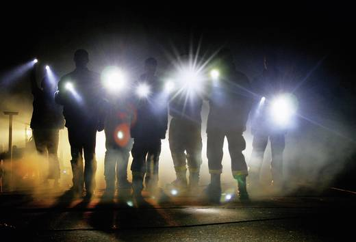 LED-es kézilámpa és golyóstoll formájú lámpa, LED LENSER®