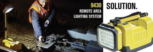 PELI távvezérelhető terület megvilágító, 9430, Fekete 9430-000-110E Nagyteljesítményű High-End LED-ek