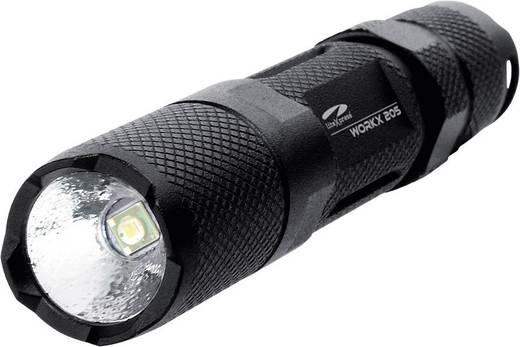 LED-es kézilámpa, CREE LED, 25 perc, fekete, LiteXpress Workx 205 LXL442001