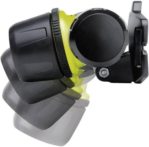 LED-es búvár fejlámpa, 1,2 óra, sárga/fekete, LiteXpress Liberty Aqua 1 LXL10000W4