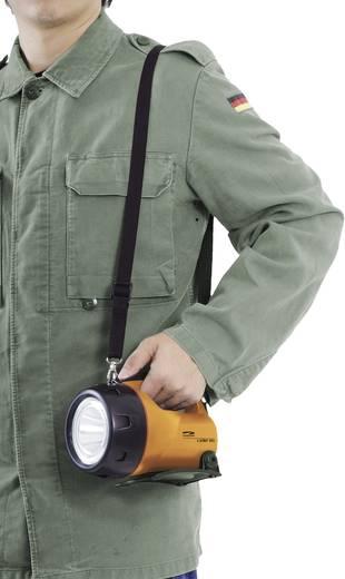 Akkus kézi fényszóró, nagy teljesítményű LXL60000R9 CREE LED-del, 11 óra, narancssárga, LiteXpress LXSP 101