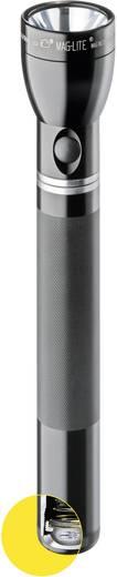 Akkus halogén elemlámpa, 2 óra, fekete, Mag-Lite Mag-Charger RE4019