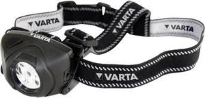 LED-es fejlámpa, elemes, 5 LED 35 lm Varta X5 17730101421 Varta