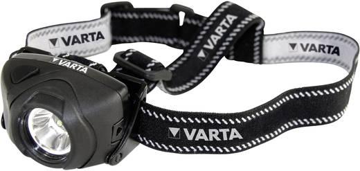LED-es fejlámpa, elemes, 1 W 100 lm 100 m 15 óra 65 g, Varta Sports Light 17731101421